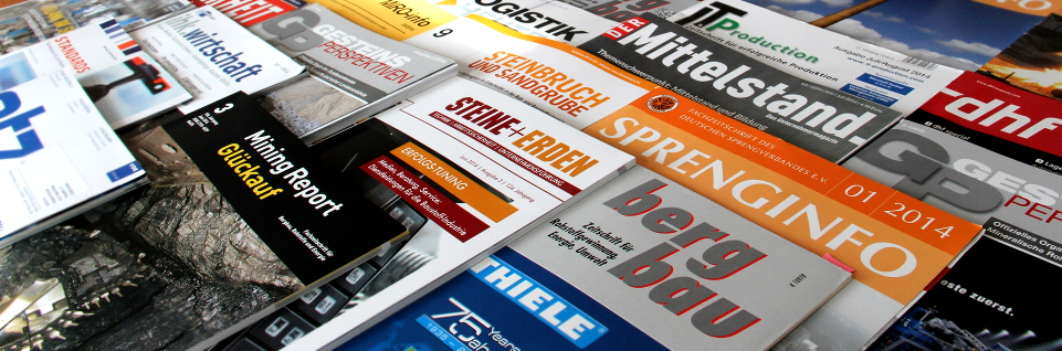 Press releases, articles about tracking and tracing and the EU identification directive.